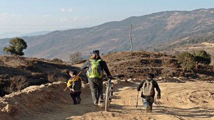 Trekking in Nepal with Children