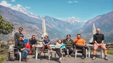 "COVID-19 and Nepal: ""Can I come to Nepal this Autumn?"""