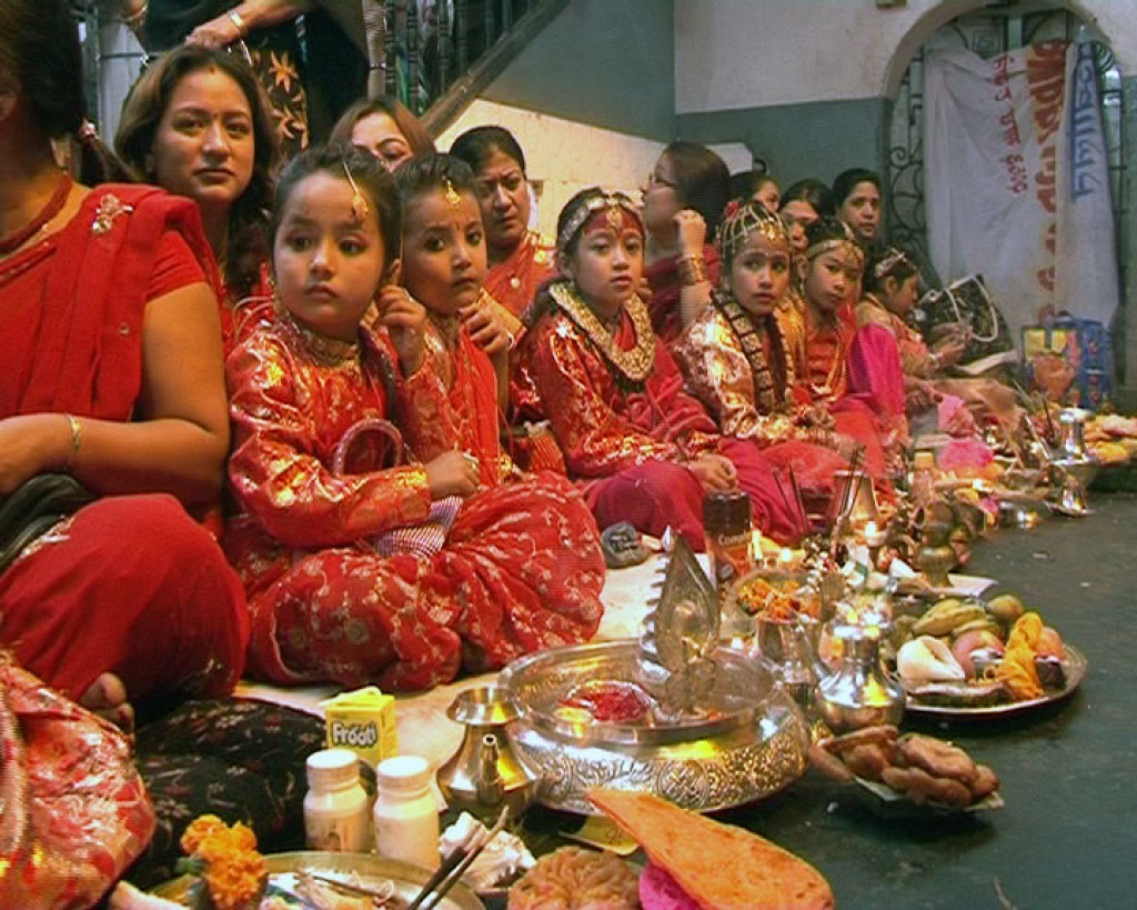 Bel marriage Newari culture