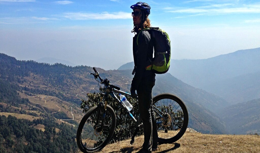 Mountain Biking in Nepal