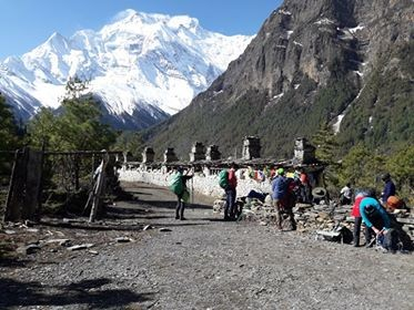 Annapurna Circuit Trek- Swotah Travel