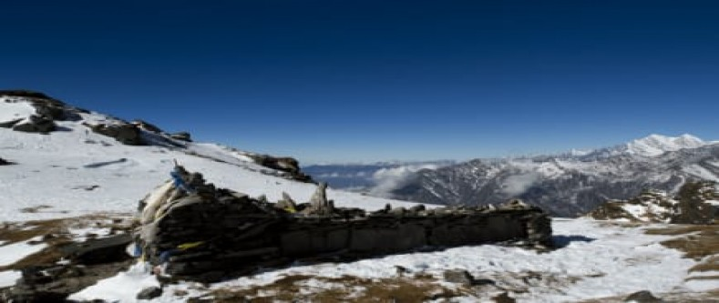 Panch Pokhari with Helambu Trek