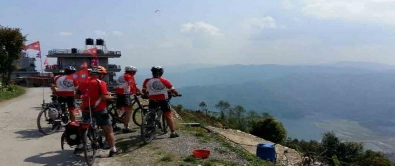 Nepal On Bicycle
