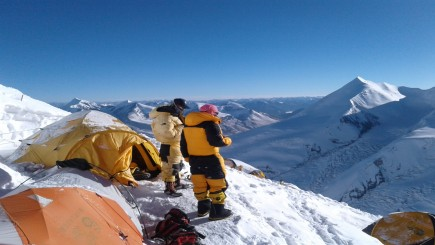 Mount Dhaulagiri Expedition