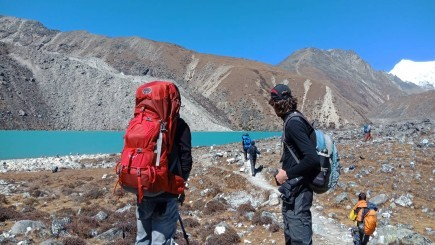 Gokyo Ri Valley Trek
