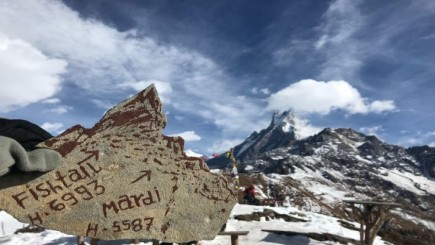 6 Days Mardi Himal Trek
